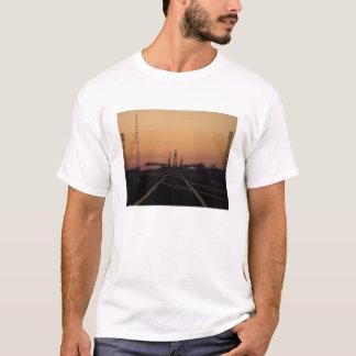 The Soyuz launch pad T-Shirt