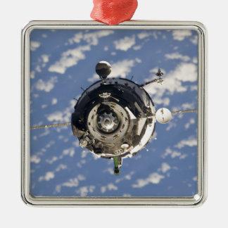 The Soyuz TMA-01M spacecraft Christmas Ornament