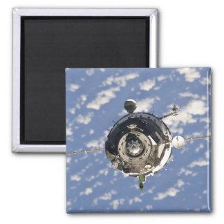 The Soyuz TMA-01M spacecraft Square Magnet