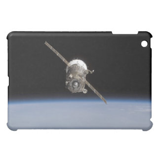 The Soyuz TMA-11 spacecraft above Earth's horiz Case For The iPad Mini