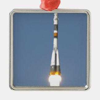 The Soyuz TMA-12 spacecraft Christmas Ornament