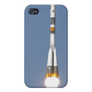 The Soyuz TMA-12 spacecraft iPhone 4 Case