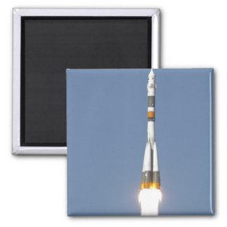 The Soyuz TMA-12 spacecraft Magnet