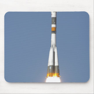 The Soyuz TMA-12 spacecraft Mouse Pad