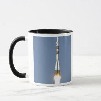 The Soyuz TMA-12 spacecraft Mug