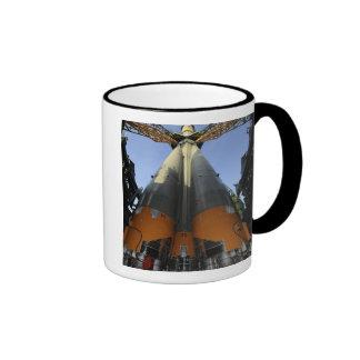 The Soyuz TMA-13 spacecraft 2 Mug