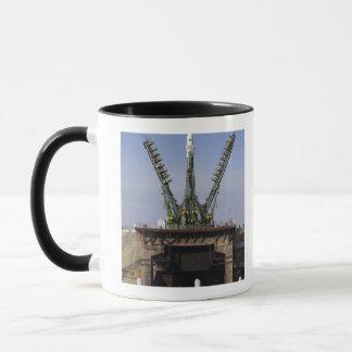 The Soyuz TMA-13 spacecraft Mug