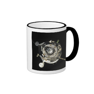 The Soyuz TMA-17 spacecraft Coffee Mug