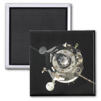 The Soyuz TMA-17 spacecraft Square Magnet