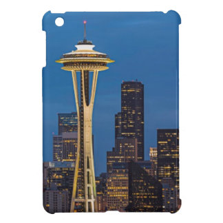The Space Needle and downtown Seattle Case For The iPad Mini