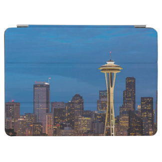The Space Needle and downtown Seattle iPad Air Cover