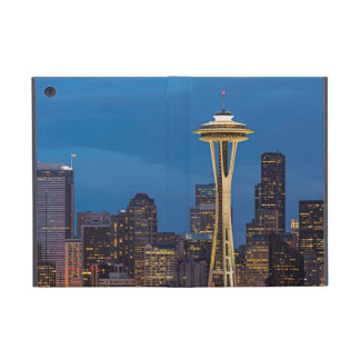 The Space Needle and downtown Seattle iPad Mini Case