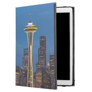 "The Space Needle and downtown Seattle iPad Pro 12.9"" Case"