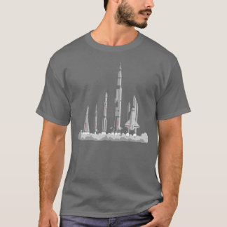 The Space Race T-shirt