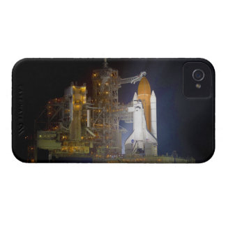 The Space Shuttle Discovery at Launch Pad 39A iPhone 4 Cover