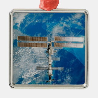 The Space Station Christmas Ornament