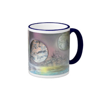 The Space Station Mugs