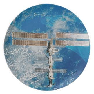 The Space Station Plate
