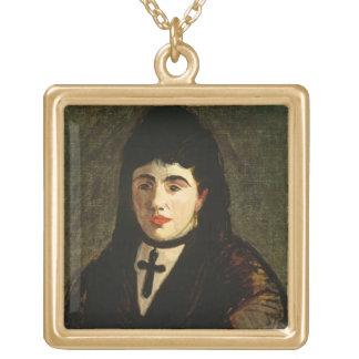 The Spaniard (oil on canvas) Custom Jewelry