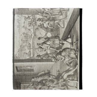 The Spanish Capture Fort Caroline, 1565, from 'New iPad Folio Cover