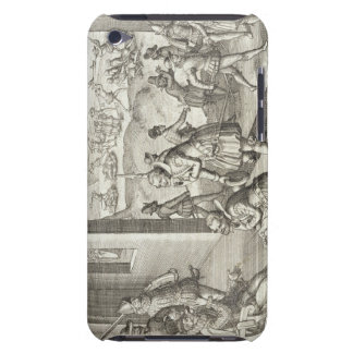 The Spanish Capture Fort Caroline, 1565, from 'New iPod Touch Covers