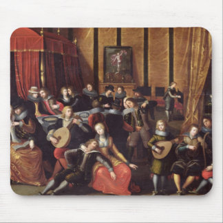 The Spanish Concert or, The Gallant Rest Mouse Mat