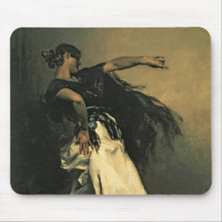 The Spanish Dancer, study for 'El Jaleo', 1882 Mouse Mat