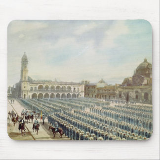 The Spanish Expeditionary Corps in Vera Cruz Mouse Mat