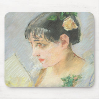 The Spanish Woman (pastel on paper) Mouse Mat