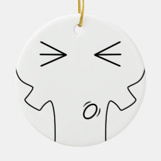 The Spanker Christmas Ornament