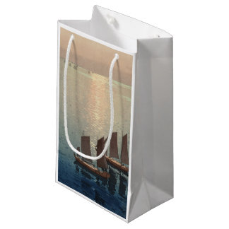 The Sparkling Sea. Small Gift Bag