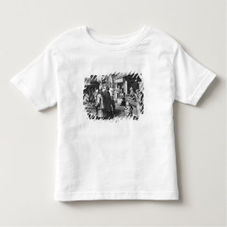 The Spectacles Seller, engraved by Jan Collaert Toddler T-Shirt
