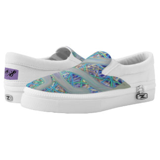 The Spectrum Slip-On Shoe Printed Shoes