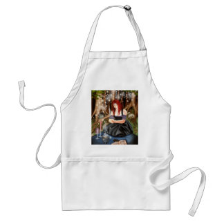 The Spell Adult Apron