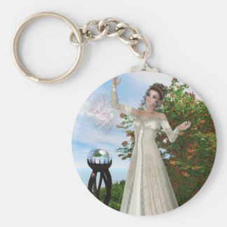 The Spell - Mother Nature Witch Series Keychain