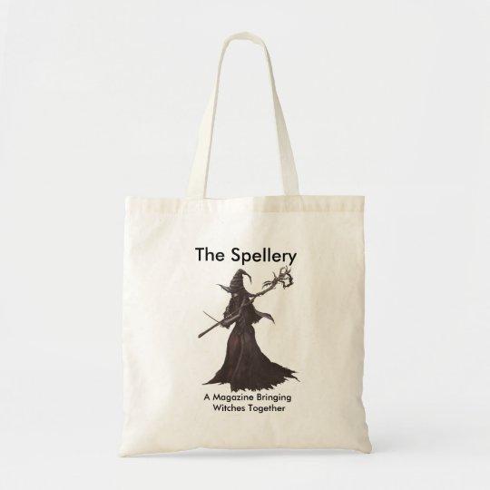 The Spellery Tote Bag
