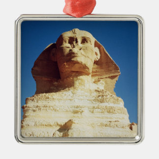 The Sphinx, dating from the reign of King Christmas Ornament