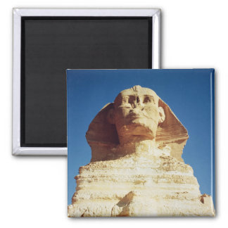 The Sphinx, dating from the reign of King Square Magnet