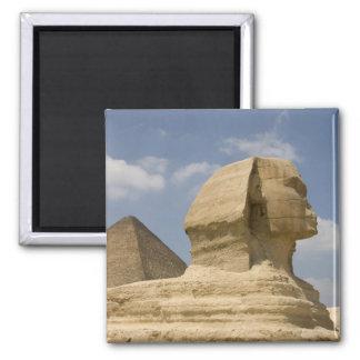 The Sphinx, Giza, Al Jizah, Egypt Magnet