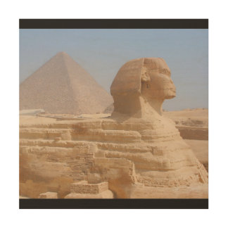 The Sphinx Giza Egypt Wall Art