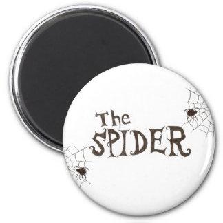The Spider 6 Cm Round Magnet