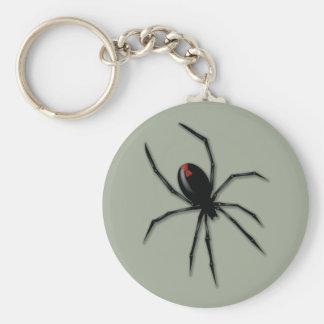 The Spider I Key Ring