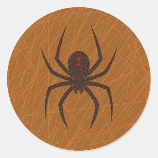 The Spider's Web Sticker