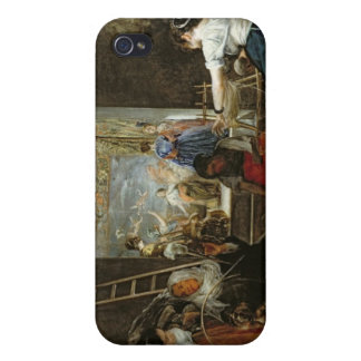 The Spinners, or The Fable of Arachne, 1657 Case For The iPhone 4