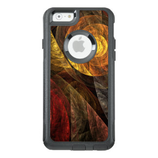 The Spiral of Life Abstract Art Commuter OtterBox iPhone 6/6s Case