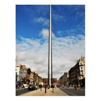 The Spire of Dublin Postcard