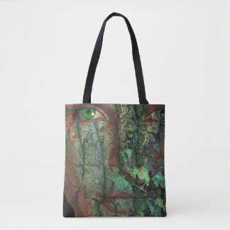 The Spirit about Ghost of Trees Tote Bag