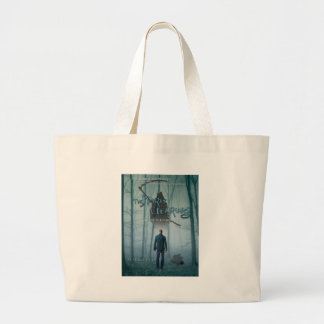 The Spirit Clearing By Mark Tufo Jumbo Tote Bag