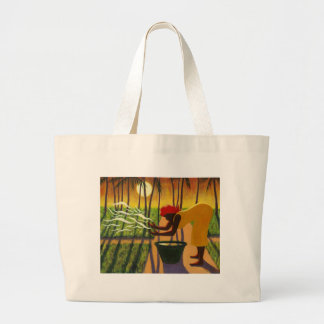 The Spirit Garden 2007 Large Tote Bag
