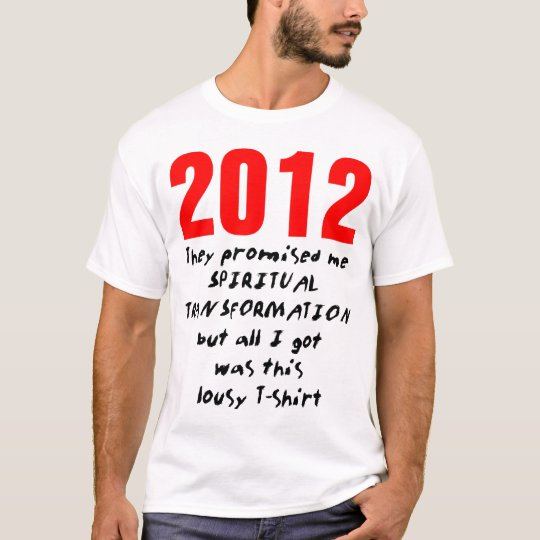 The Spirit of 2012 Past T-Shirt
